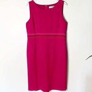 KASPER Sleeveless Sheath Dress, Office/Career